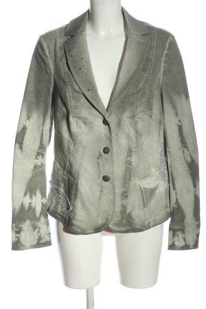 Biba Between-Seasons Jacket khaki color gradient casual look