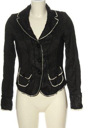 Biba Between-Seasons Jacket black-white business style