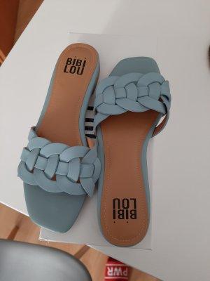Bibi Lou Flip flop sandalen azuur