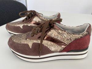 Bibi Lou Sneakers met veters veelkleurig