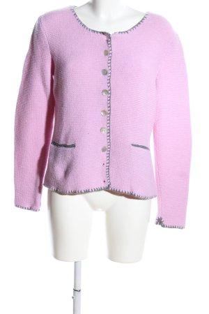 Bicalla Strickjacke pink Casual-Look