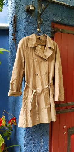 Trench Coat green grey-olive green