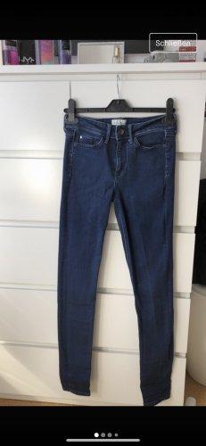 Bien Bleu Establishment Skinny Jeans blue