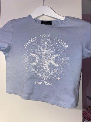 Biete Bershka Crop Shirt
