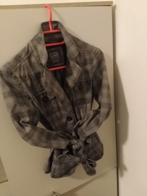 Esprit Blazer in maglia grigio chiaro-grigio scuro