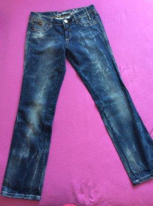 Big Blue Jeans