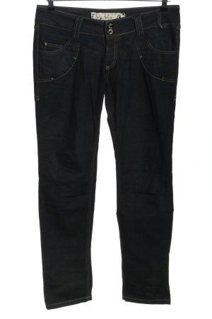 Big Blue Slim Jeans black casual look