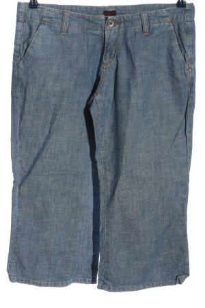 Big Star 3/4 Jeans blau Casual-Look