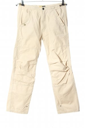 Big Star Cargo Pants cream casual look