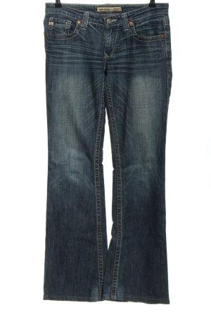 Big Star Jeansschlaghose