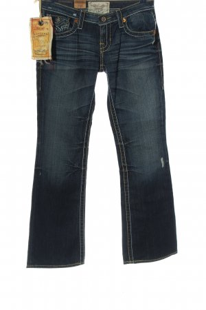 Big Star Jeans marlene blu stile casual