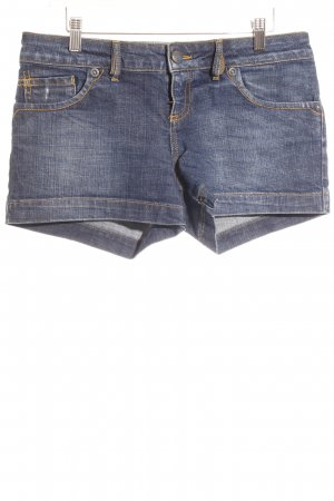 Big Star Shorts blue casual look