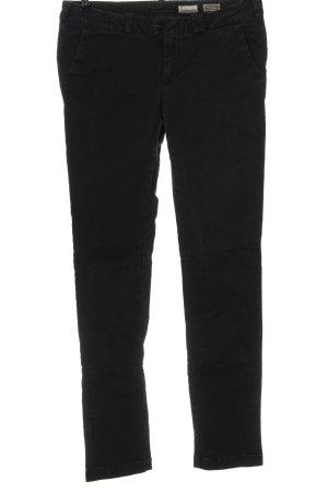 Big Star Straight-Leg Jeans schwarz Casual-Look