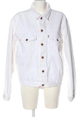 Big Star Between-Seasons Jacket white casual look