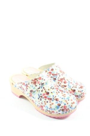 bighorn Socque motif de fleur style décontracté