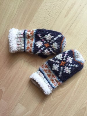 Bijou Brigitte Fleece Gloves multicolored
