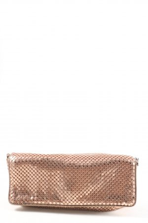 Bijou Brigitte Clutch gold-colored elegant