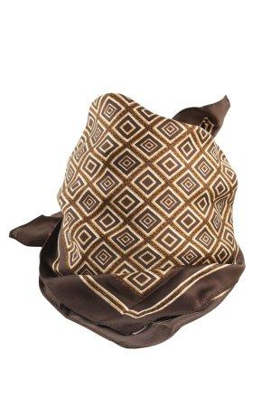 Bijou Brigitte Neckerchief graphic pattern casual look