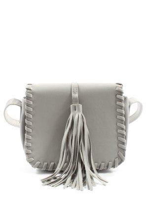 Bijou Brigitte Mini Bag light grey casual look