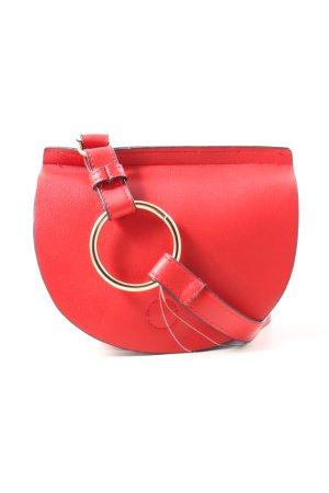 Bijou Brigitte Minitasje rood casual uitstraling
