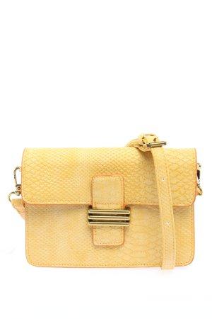 Bijou Brigitte Mini sac jaune primevère