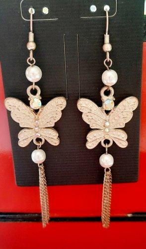 Bijou Brigitte Dangle white-silver-colored