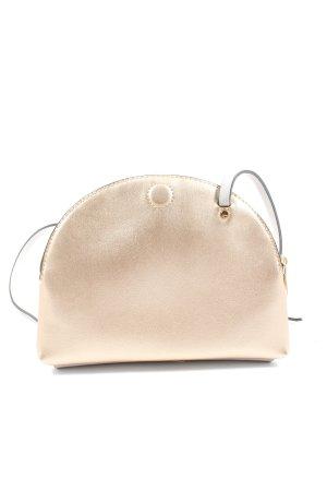 Bijou Brigitte Shoulder Bag light grey-nude elegant