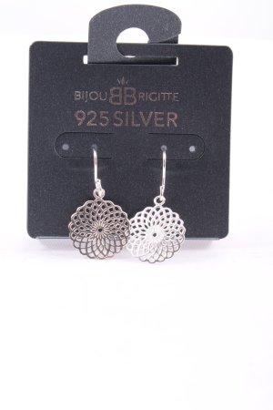Bijou Brigitte Zilveren oorbellen zilver elegant