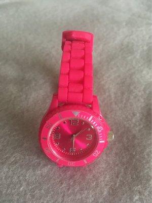 Bijou Brigitte Analog Watch pink-magenta