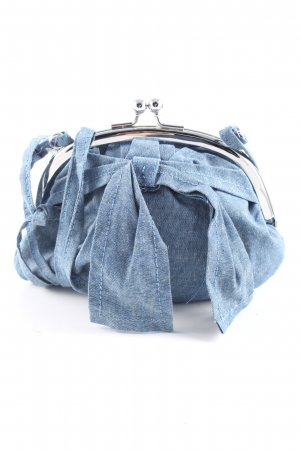 Bijou Brigitte Gekruiste tas blauw casual uitstraling