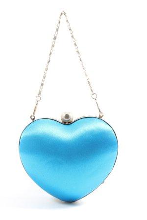 Bijoux Terner Frame Bag blue extravagant style