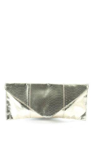 Bijoux Terner Clutch silver-colored elegant