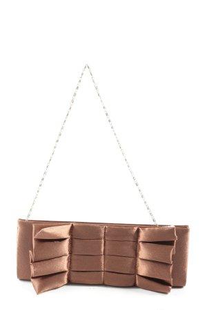 Bijoux Terner Borsa clutch bronzo stile casual
