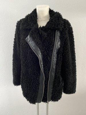 Bikbok Bontjack zwart