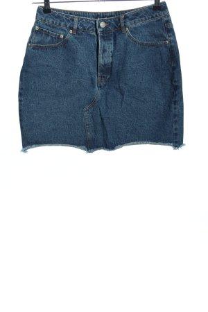 Bik Bok Jeansrock blau Casual-Look