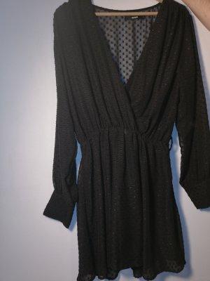 Bik Bok Balloon Dress black