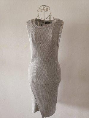 BIK BOK Kleid Grau Strech