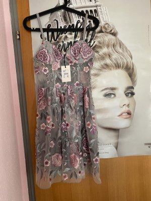 Bik Bok Robe de soirée rose clair