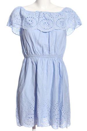 Bik Bok Minikleid blau Casual-Look