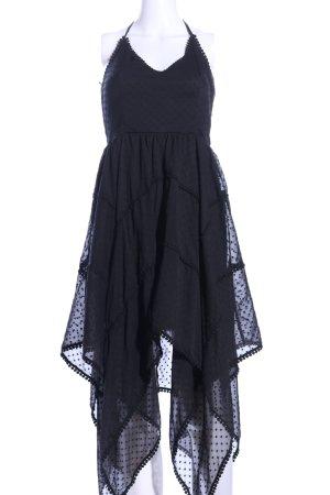 Bik Bok Neckholderkleid schwarz Elegant