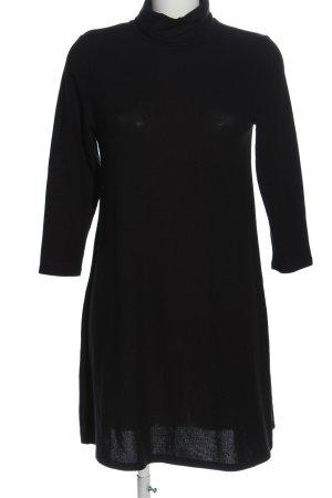 Bik Bok Sweaterjurk zwart casual uitstraling