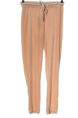 Bik Bok Spodnie dresowe nude Z połyskiem