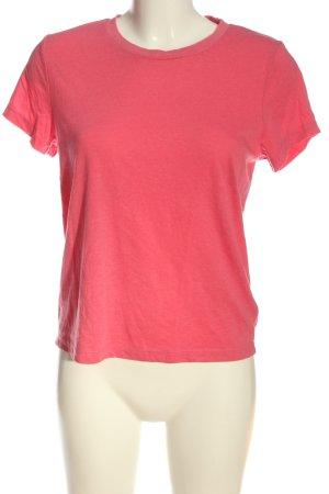 Bik Bok T-shirt rood casual uitstraling