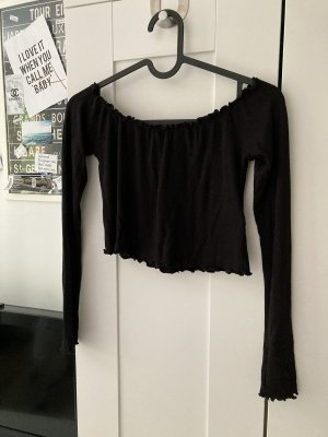 BikBok Crop Shirt