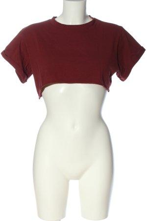 Bikbok Cropped Shirt
