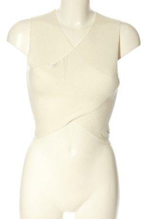 Bikbok Cropped top wit casual uitstraling