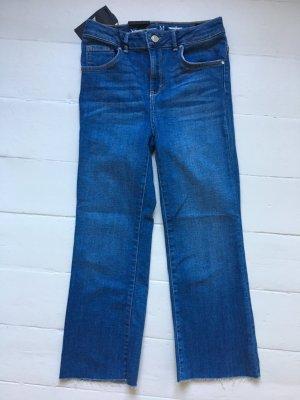 BikBok Jeans cropped High Waist Culotte M