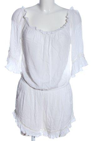 Bikbok Jumpsuit wit casual uitstraling