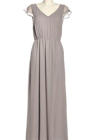 Bikbok Maxi-jurk lichtgrijs elegant