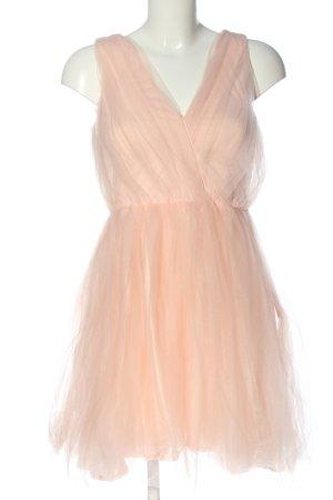 Bikbok Sukienka mini nude Elegancki